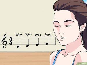 Aprende a entonar tu voz.